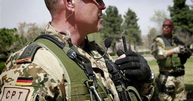 Afghan official: NATO airstrike kills 7 civilians