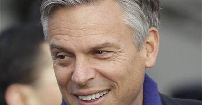 Huntsman campaign assembled, candidate needed