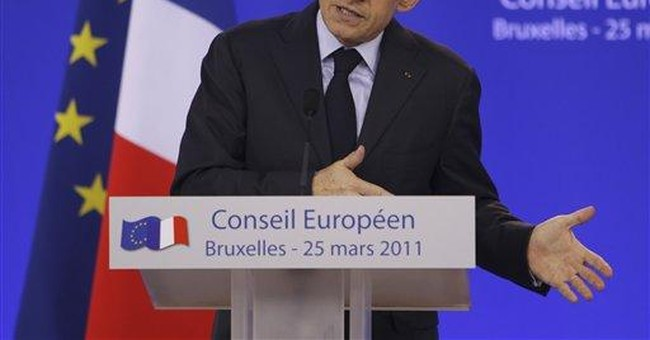 Local elections to take luster off Sarkozy's shine