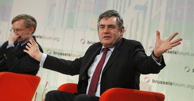Brown urges G-20 to seal 'global growth pact'