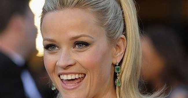 Reese Witherspoon weds agent beau in California