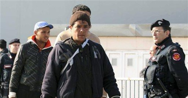 UN says more refugees heading to Italy from Libya