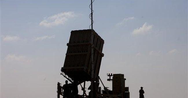 Israel deploys rocket defense system against Gaza