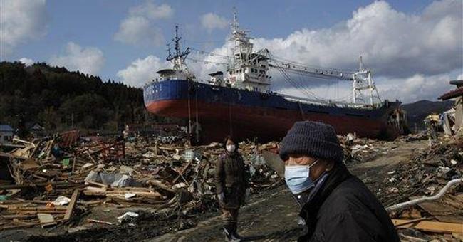 To rebuild or not? Japan's tsunami coast wonders