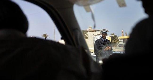 US reducing naval firepower aimed at Gadhafi