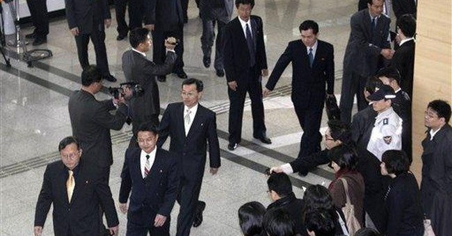 NKorea closely monitoring radiation from Japan