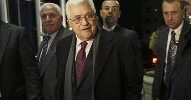 Abbas would give up US aid for Palestinian unity