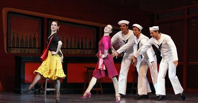 ABT returns to Moscow stage after 45 years