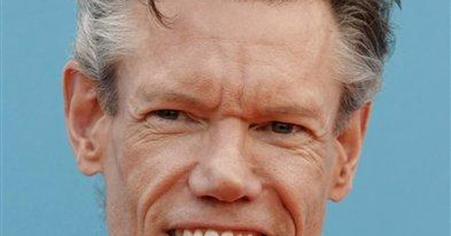 Randy Travis celebrates 25 years with friends