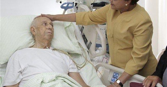 Former Brazil VP Jose Alencar dies at 79