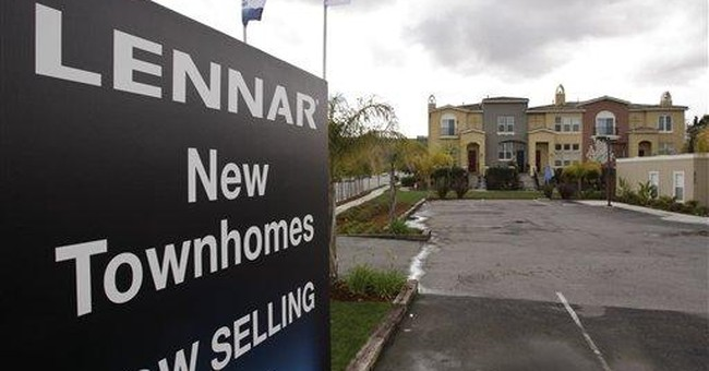 Lennar reports surprise 1st-quarter profit
