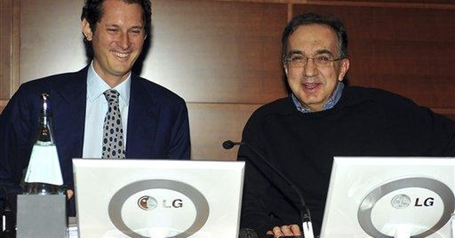 Marchionne says Chrysler IPO could be delayed