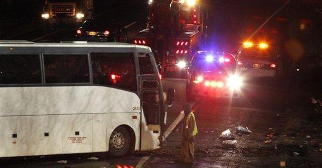 NTSB chief: Technology could prevent bus accidents