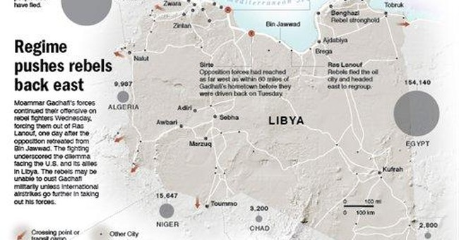 AP sources: CIA operatives on the ground in Libya