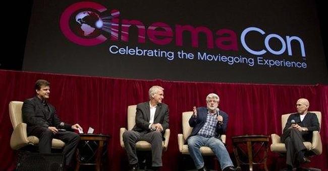 'Star Wars' creator Lucas says 3-D will rule films