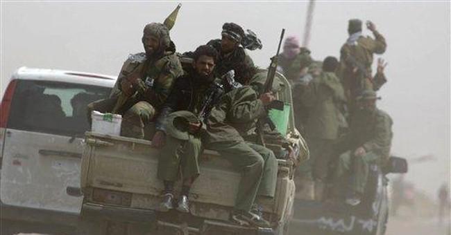 Libyan rebels seen at risk of failure