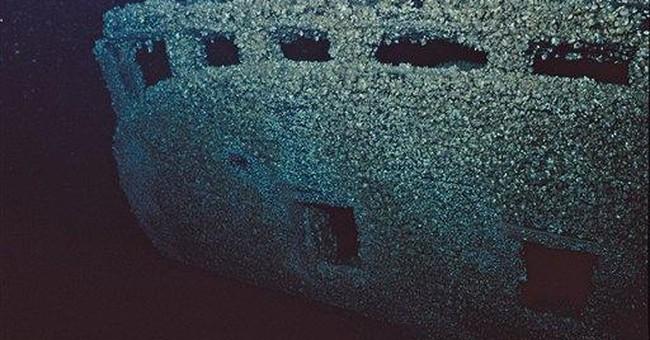 Group reports finding shipwreck in Lake Michigan