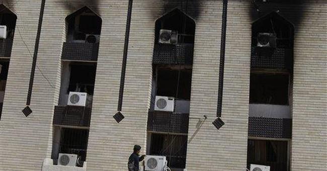 Death toll hits 57 in Iraqi hostage siege