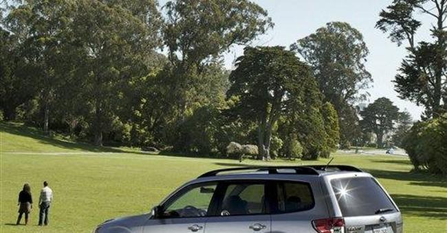 Subaru's Forester still garners praise