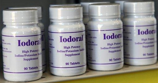 Nuke crisis reignites debate on protective pills