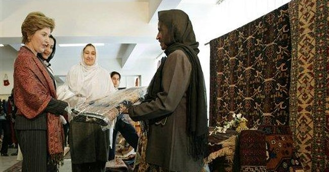 Bush Institute conference focuses on Afghan women