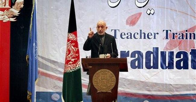 Karzai blasts US troops for gruesome Afghan deaths