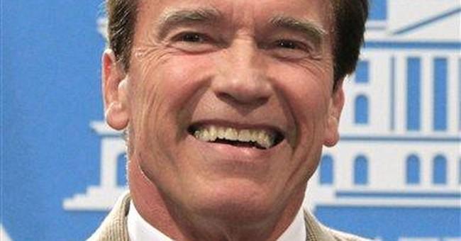 Schwarzenegger back in show biz with 'Governator'