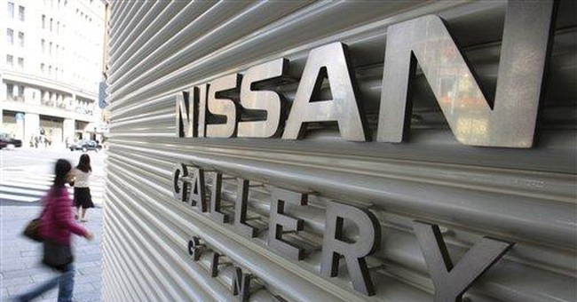 Nissan: wrecked plant will resume output in June