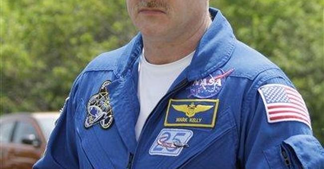 Giffords' astronaut husband awaiting doctors' OK