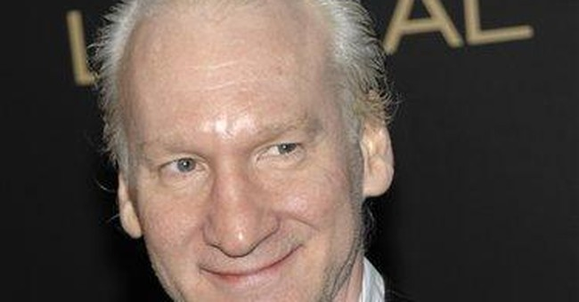 Bill Maher's next book gives us the New New