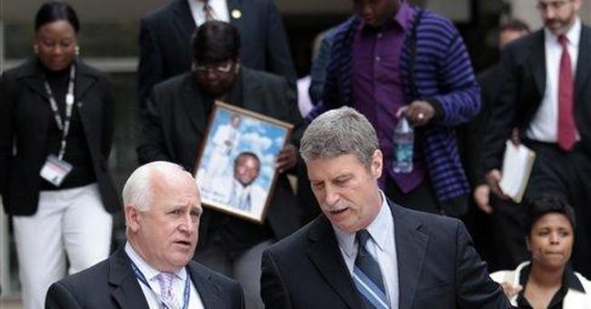 Ex-cops go to prison in post-Katrina killing