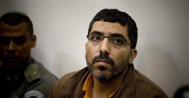 Jailed Palestinian engineer professes innocence
