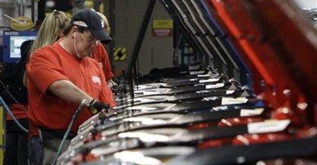 Factory orders dip 0.1 percent in February