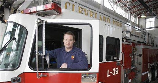 Ohio police, firefighters decry bargaining limits