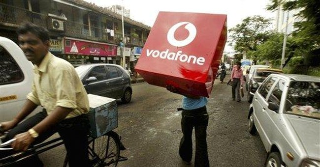 Vodafone to buy out Indian partner for $5B