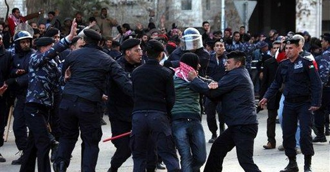 Loyalists of Jordan's king deny link to violence