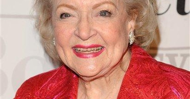 Betty White to host new NBC reality show