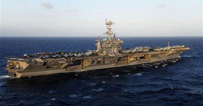 10 sailors injured during training off Calif.