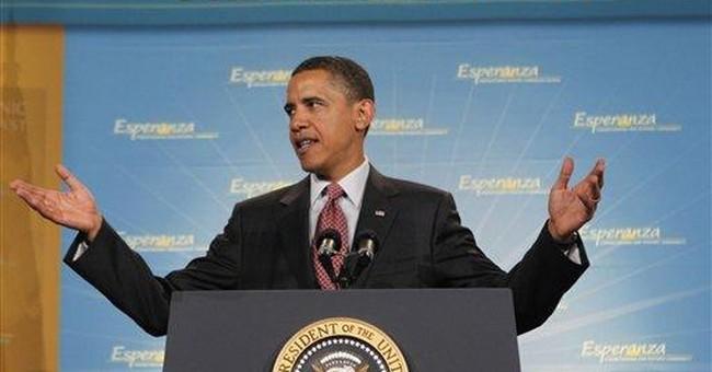 Obama woos Hispanic vote on education
