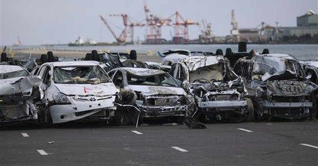 Japan quake stirs unease about global supply chain