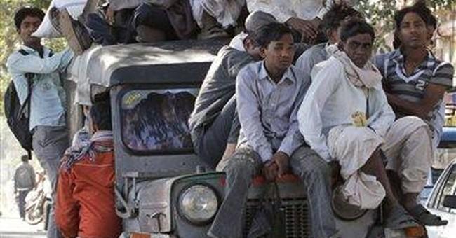India population grows to 1.2 billion