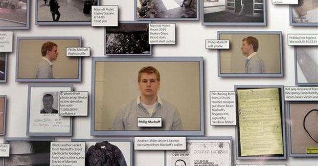 Mass. DA shows evidence in '09 Craigslist killing