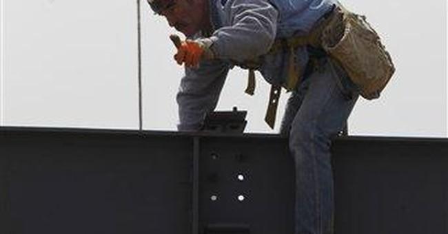 February construction activity drops 1.4 percent