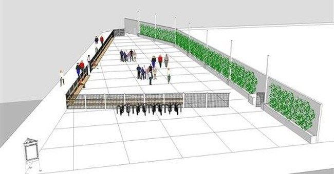 WTC site to get 9/11 welcome plaza