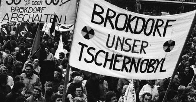 Germany's radioactive boars a legacy of Chernobyl