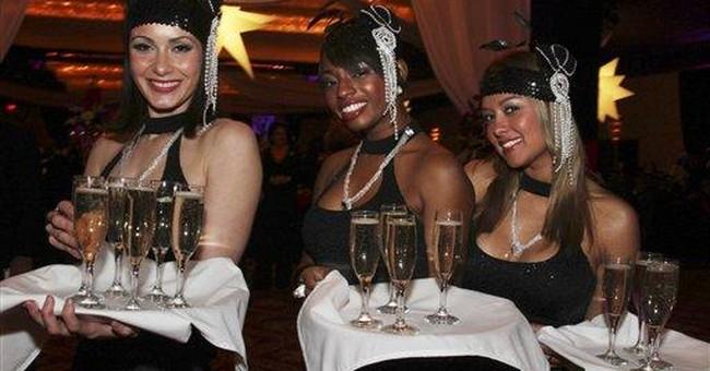 Sexy costumes lead to firing of NJ casino servers