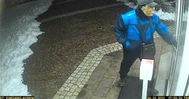 "Suspected ""Obama robber"" nabbed in Austria"