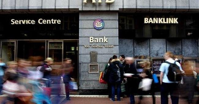 Ireland wants to hit bank creditors, ECB says no