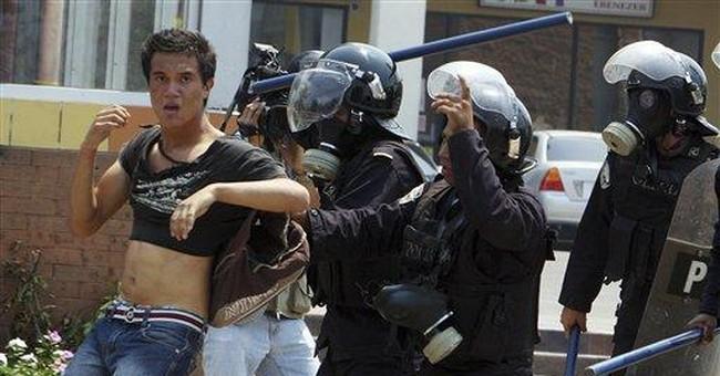 Teachers strike fuels unrest in polarized Honduras