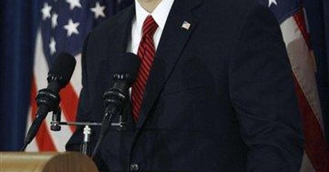 Rubio raises profile on federal debt, Gadhafi